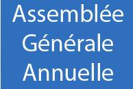 Assemblée générale annuelle: le samedi 14 mars