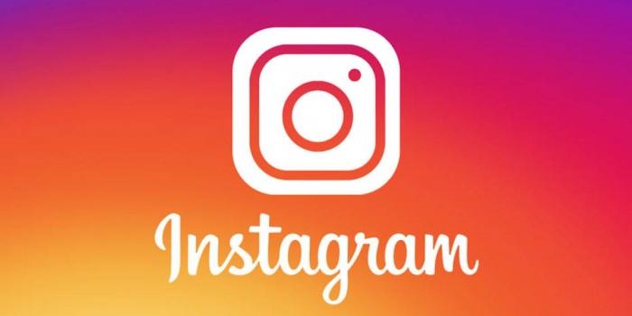 Nouveau compte Instagram